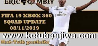 FIFA 19 XBOX360 Squad Update Summer Transfer 08/11/2019