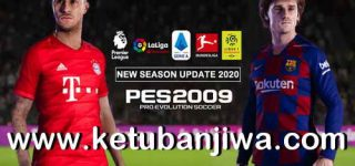PES 2009 Infinity Patch AIO New Season 2020 Ketuban Jiwa