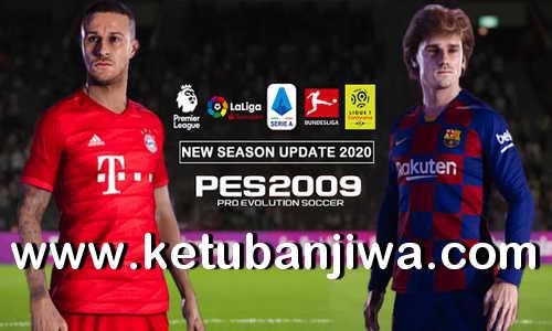 PES 2009 Infinity Patch AIO New Season 2020 Ketuban Jiwa