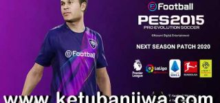 PES 2015 Next Season Patch 2020 AIO