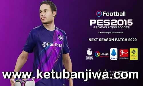 PES 2015 Next Season Patch 2020 AIO by Micano4u Ketuban Jiwa