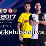 PES 2017 Next Season Patch 2020 Official Update 1.0