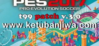 PES 2017 T99 Patch 3.0 AIO Season 2020
