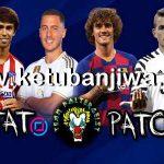 PES 2018 PS3 Potato Patch 8.1 Update Season 2020 Single Link
