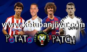 PES 2018 Potato Patch 8.1 Update Season 2020 Single Link For PS3 BLES + BLUS OFW + HEN by Team Poltergeist Ketuban Jiwa