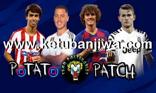 PES 2018 PS3 Potato Patch 8.1 Update Season 2020 Single Link