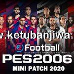 PES 6 eFootball PES 2020 Edition Mini Patch Season 2020