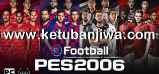 PES 6 eFootball PES 2020 Edition Mini Patch Season 2020