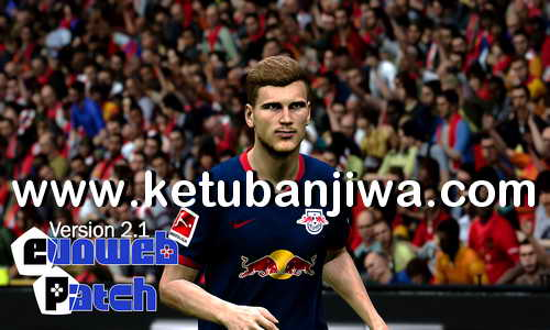 eFootball PES 2020 PTE Patch - EvoWeb Patch 2.1 AIO Compatible DLC 2.01 Ketuban Jiwa