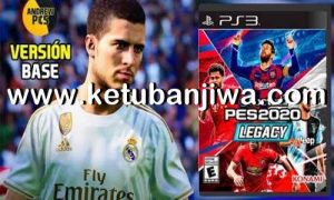 PES 2018 Legacy Option File For PS3 BLES + BLUS Season 2020 by AndrewPES Ketuban JIwa