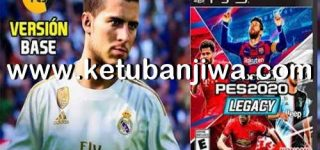 PES 2018 PS3 Legacy DVZ 2020 Option File 1.0