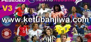 PES 2020 MyClub Legends v3 Offline DLC 3.00