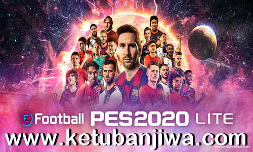 eFooball PES 2020 Crack Only Bypass Full Games Ketuban Jiwa
