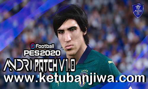 eFootball PES 2020 Andri Patch v1.0 AIO Ketuban Jiwa