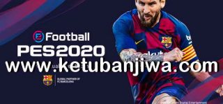 PES 2020 Crack Only For Repack + Full Unlocked Offline