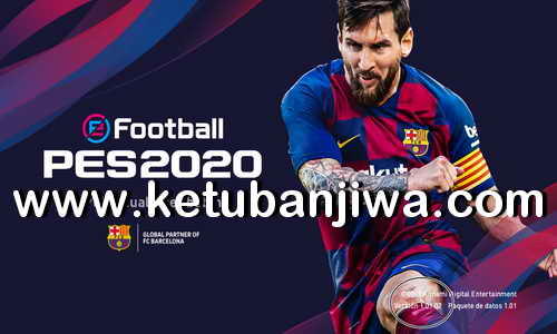 eFootball PES 2020 Crack Only For Repack + Full Unlocked Ketuban Jiwa