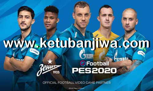 PES 2020 Official DLC 3.00 Single Link