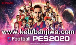 eFootball PES 2020 Official Patch 1.3.0.1 For PC Ketuban Jiwa