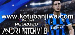 PES 2020 Option File For Andri Patch 1.0 DLC 3.01
