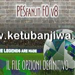 PES 2020 PS4 PESFan Option File v8 AIO DLC 3.00