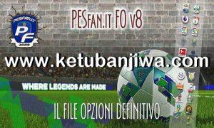 eFootball PES 2020 PESFan Option File v8 AIO Compatible DLC 3.00 For PS4 Ketuban Jiwa