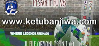 PES 2020 PS4 PESFan Option File v8 AIO DLC 3.00