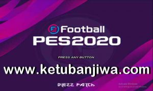 eFootball PES 2020 PS2 Blezz Patch English Version Ketuban Jiwa