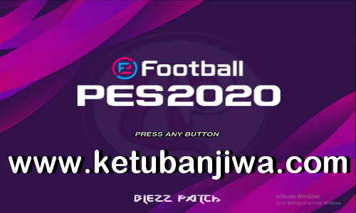 eFootball PES 2020 PS2 Blezz Patch English Version Ketuban Jiwa