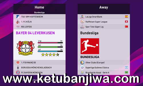eFootball PES 2020 VirtuaRed Patch 2.0 AIO Compatible DLC v3.01 For PC Ketuban Jiwa