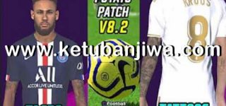PES 2018 PS3 Potato Patch 8.2 Update Season 2020 Single Link