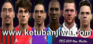 PES 2013 Option File Last Winter Transfer 2020