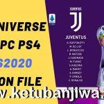 PES 2020 PESUniverse Option File v4 AIO