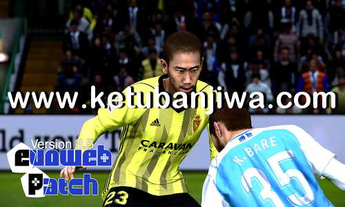 eFootball PES 2020 PTE Patch - EvoWeb Patch v3.5 All In One Ketuban Jiwa
