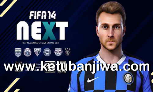 FIFA 14 Next Season Patch 2020 Update v1.0 by Micano4u Ketuban JIwa