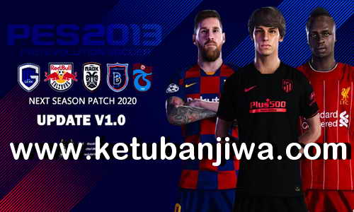 PES 2013 Next Season Patch 2020 Update 1.0