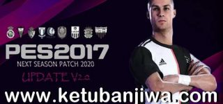 PES 2017 Next Season Patch 2020 Official Update 2.0