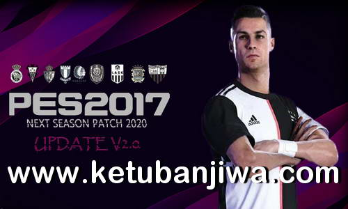 PES 2017 Next Season Patch 2020 Official Update v2.0 by Micano4u Ketuban Jiwa