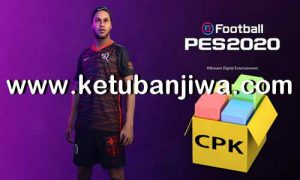 eFootball PES 2020 DpFileList Generator Tools For DLC 4.00 by Baris Ketuban Jiwa