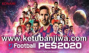 eFootball PES 2020 Official Patch 1.04.00 For Original Games Keuban Jiwa