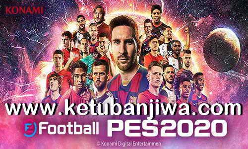eFootball PES 2020 Official Patch 1.04.00 For Original Games Keuban Jiwa