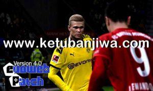 eFootball PES 2020 PTE Patch - EvoWeb Patch 4.0 AIO For PC Ketuban Jiwa