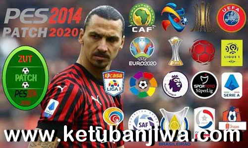 PES 2014 ZUT Patch New Season 2020 Ketuban Jiwa