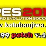 PES 2017 T99 Patch 4.0 AIO New Season 2020
