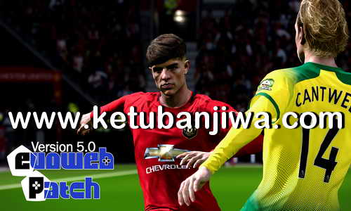 PES 2020 PTE Patch - EvoWeb Patch v5.0 AIO Compatible DLC v5.00 For PC Ketuban Jiwa