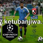 eFootball PES 2020 ICMP Patch 1.0 AIO DLC 5.00