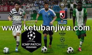 eFootball PES 2020 ICMP Patch 1.0 DLC 5.00 Ketuban Jiwa