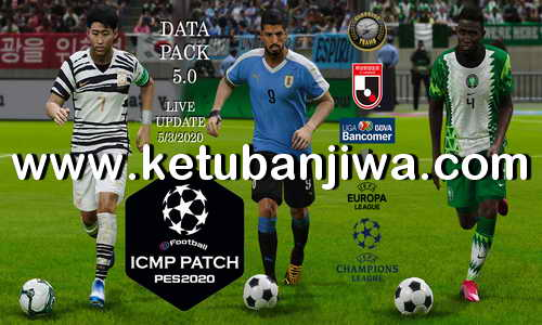 eFootball PES 2020 ICMP Patch 1.0 DLC 5.00 Ketuban Jiwa