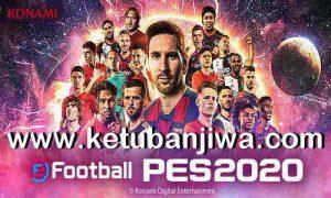 eFootball PES 2020 Official Patch 1.05.00 For Original Games Ketuban Jiwa