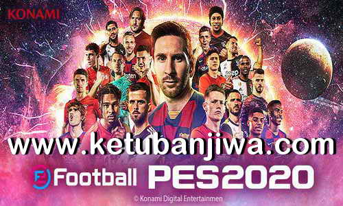 eFootball PES 2020 Official Patch 1.05.00 For Original Games Ketuban Jiwa
