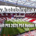 PES 2020 PS4 Option File v4 AIO DLC 5.00